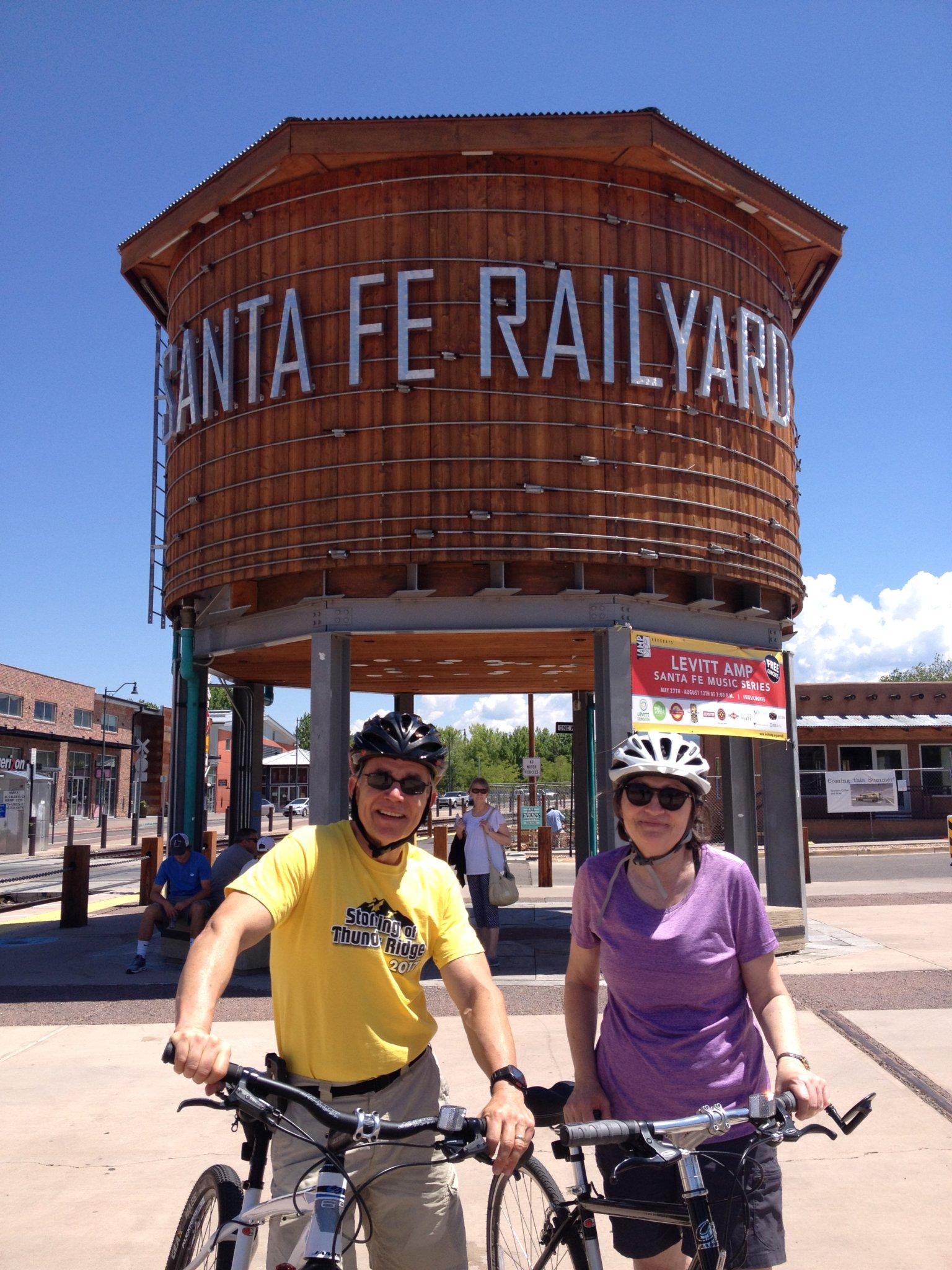 Santa Fe Biking Tours of Santa Fe, New Mexico